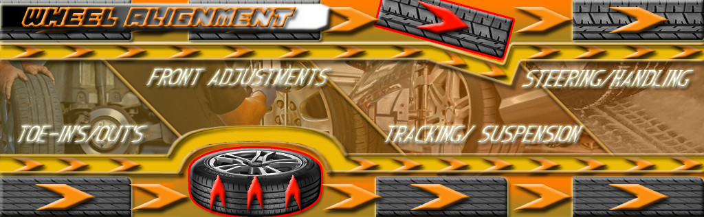tracking wheel alignment Top Tread Tyres Rotherham