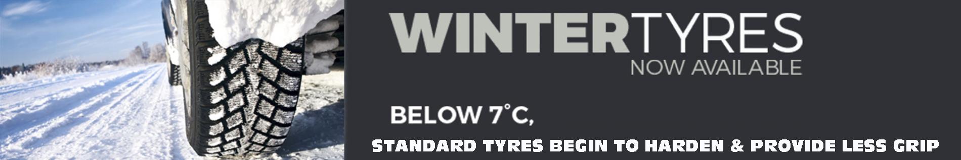 winter tyres top tread tyres